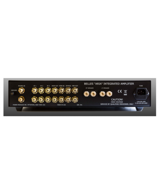 Belles Integrated Amplifier - Aria Integrated