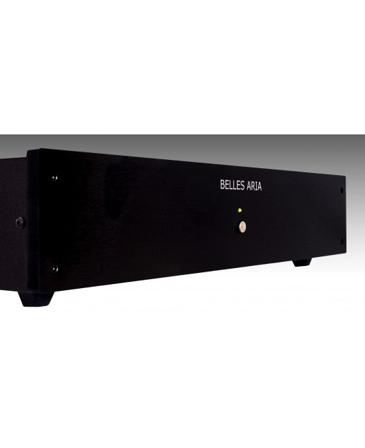 Belles Aria Monoblock Power Amp - Aria Monoblock Power Amp Pair