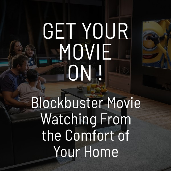 Why You need a Home Theatre Receiver to take your at home movie watching to the next level!