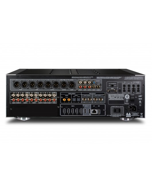 NAD - M17 V2i Surround Sound Preamp Processor