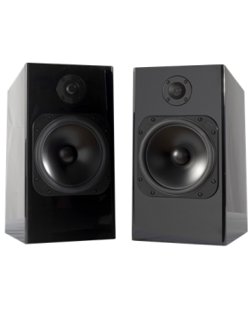 Totem Bookshelf Speakers - Element Fire V2
