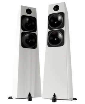 Totem Floor Standing Speakers - Element Metal V2