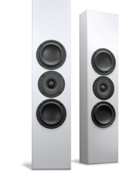 Totem On Wall Speakers - Tribe I