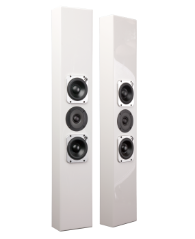 Totem On Wall Speakers - Tribe III