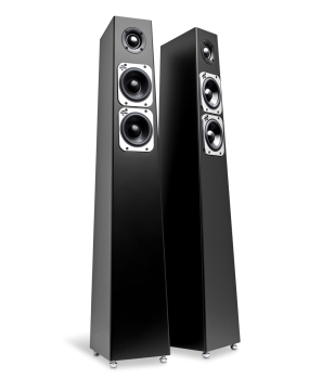 Totem Floor Standing Speakers - Tribe Tower