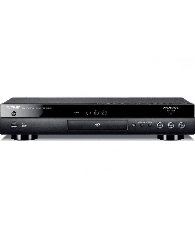 yamaha blu ray disc player bda1060b. Black Bedroom Furniture Sets. Home Design Ideas